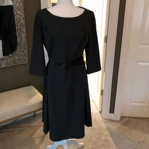 Lafayette 148 Long Sleeved Dress